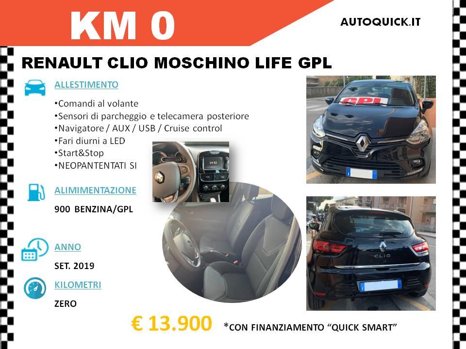 KM0 CLIO